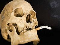 هر سیگار هشت دقیقه از عمر انسان می کاهد