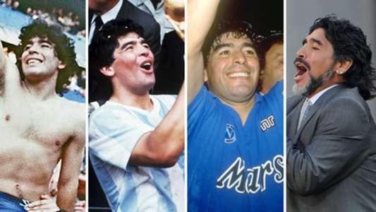 داستان زندگی مارادونا از قهرمانی تا اعتیاد مارادونا