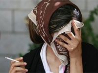 زنگ خطر؛ افزایش زنان جوان معتاد