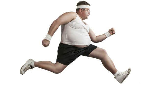 ورزش چاره چاقی نیست