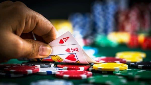 قمار در کازینو