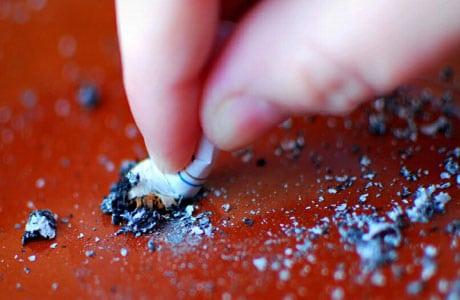 بیماری فرهنگی سیگار کشیدن