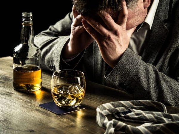 خطر اعتیاد به الکل