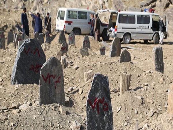 قربانیان گمنام سرما در کابل