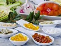 مولتی ویتامین و غذاهای خوب برای ترک اعتیاد
