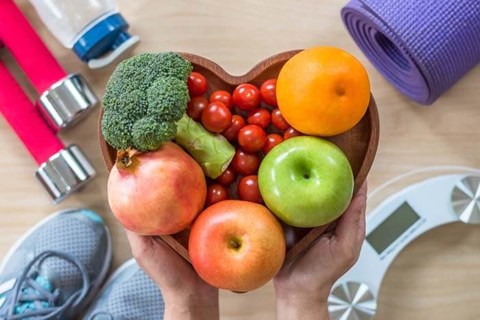 ورزش را فراموش نکنید و غذاهای مناسب برای ترک اعتیاد را بخورید