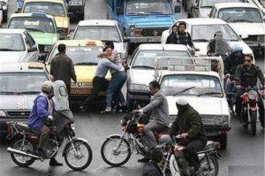 اختلالات روان مردم تهران