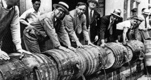 ممنوعیت الکل در ایالات متحده