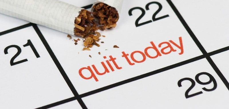 چطوری سیگار رو ترک کنم؟