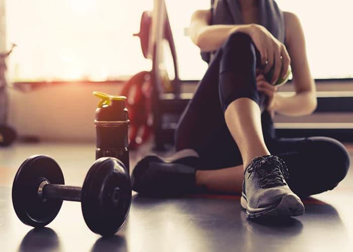 ورزش در درمان اعتیاد