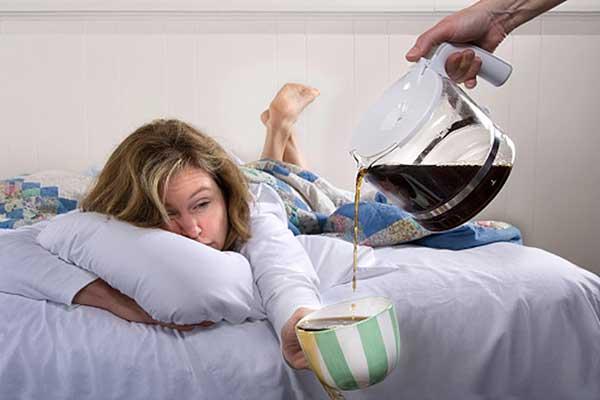 قهوه بعد مستی