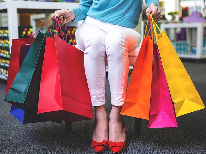 انواع اعتیاد شامل خرید هم میشود