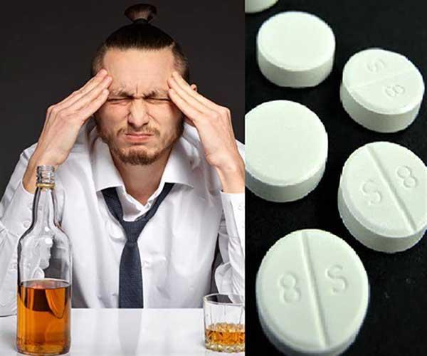 درمان خانگی سردرد بعد از مشروب