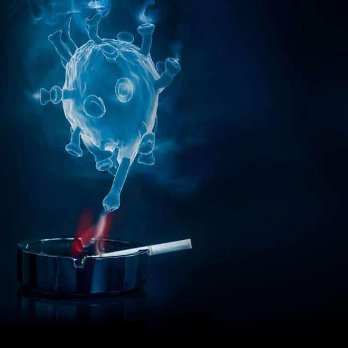 کرونا از طریق سیگار منتقل می شود؟