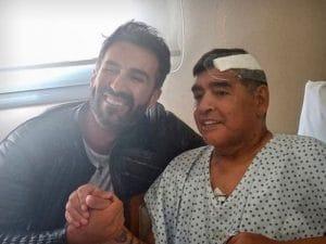 جراحی مارادونا و مرگ او