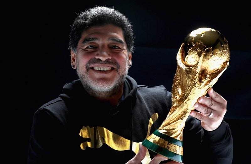 مارادونا بعد از ترک اعتیاد