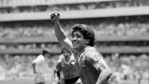 دوران اوج مارادونا و اعتیاد بعد آن