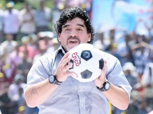 زندگی مارادونا از اعتیاد تا مرگ