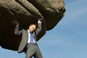صخره را رها کن